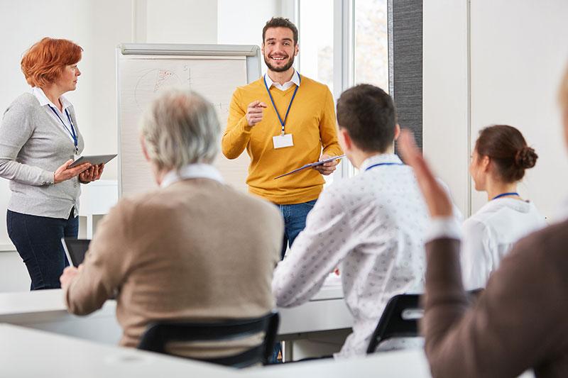 Seminare für Immobilien