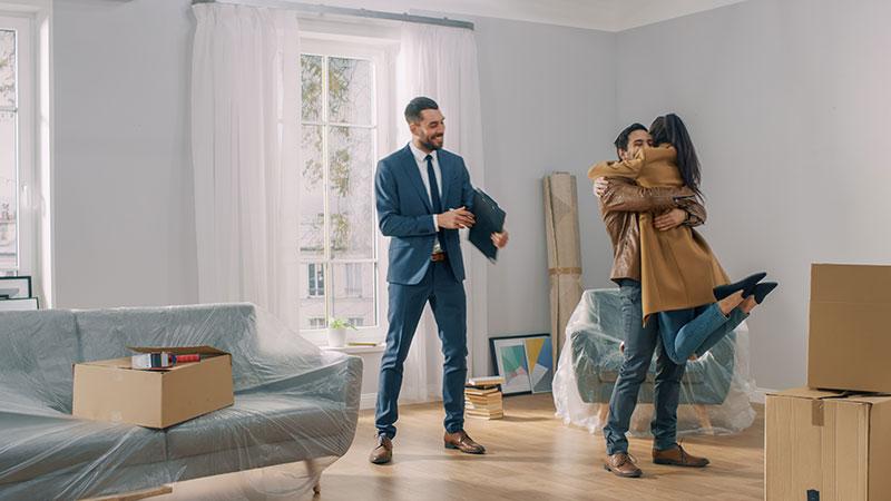 Wohnraum schaffen & Immobilie vermieten
