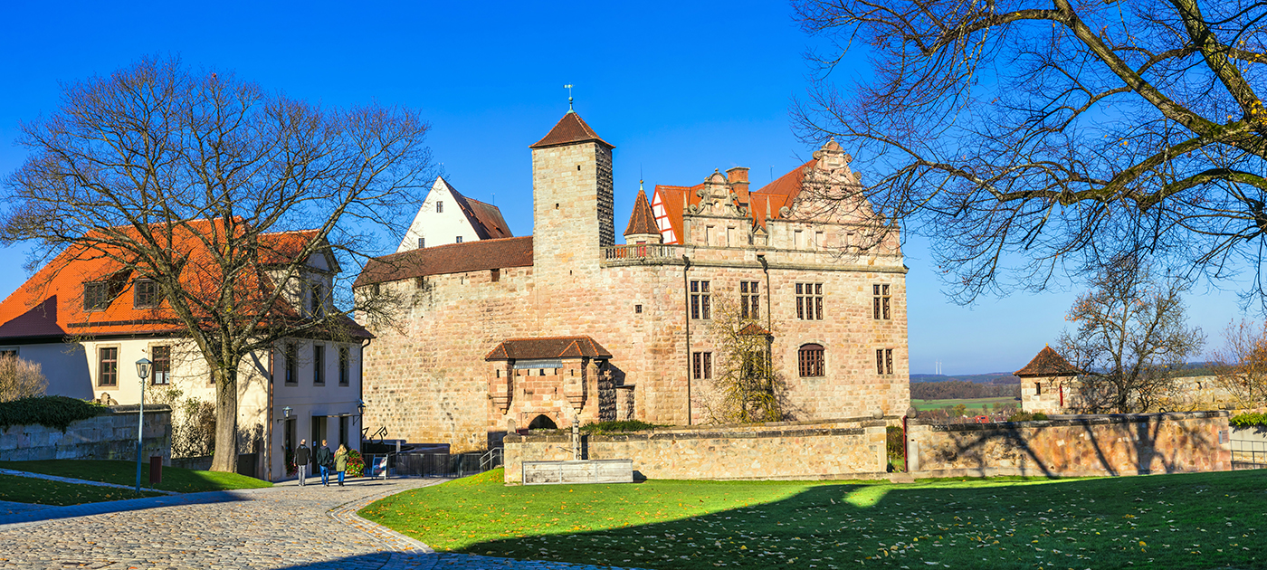 Cadolzburg im Frankenland