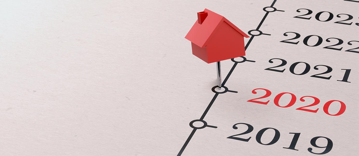 Lage des Immobilienmarktes trotz Corona