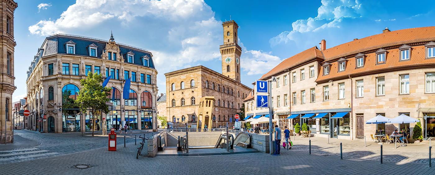 Ihr Immobilienmakler für den Hausverkauf in Fürth