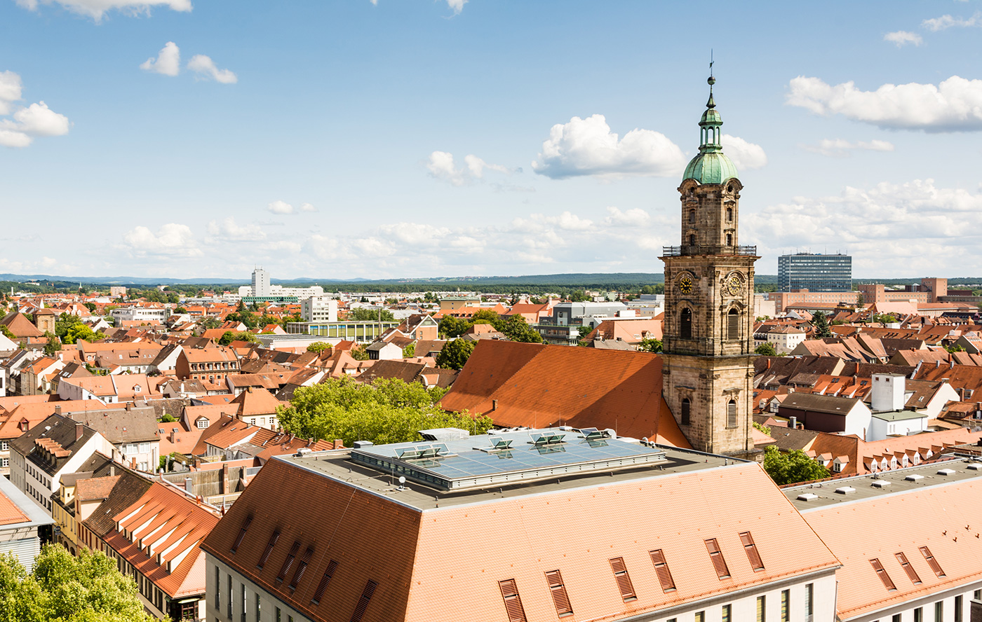 Finden Sie die passende Wohnung mit Ihrem Immobilienmakler in Erlangen