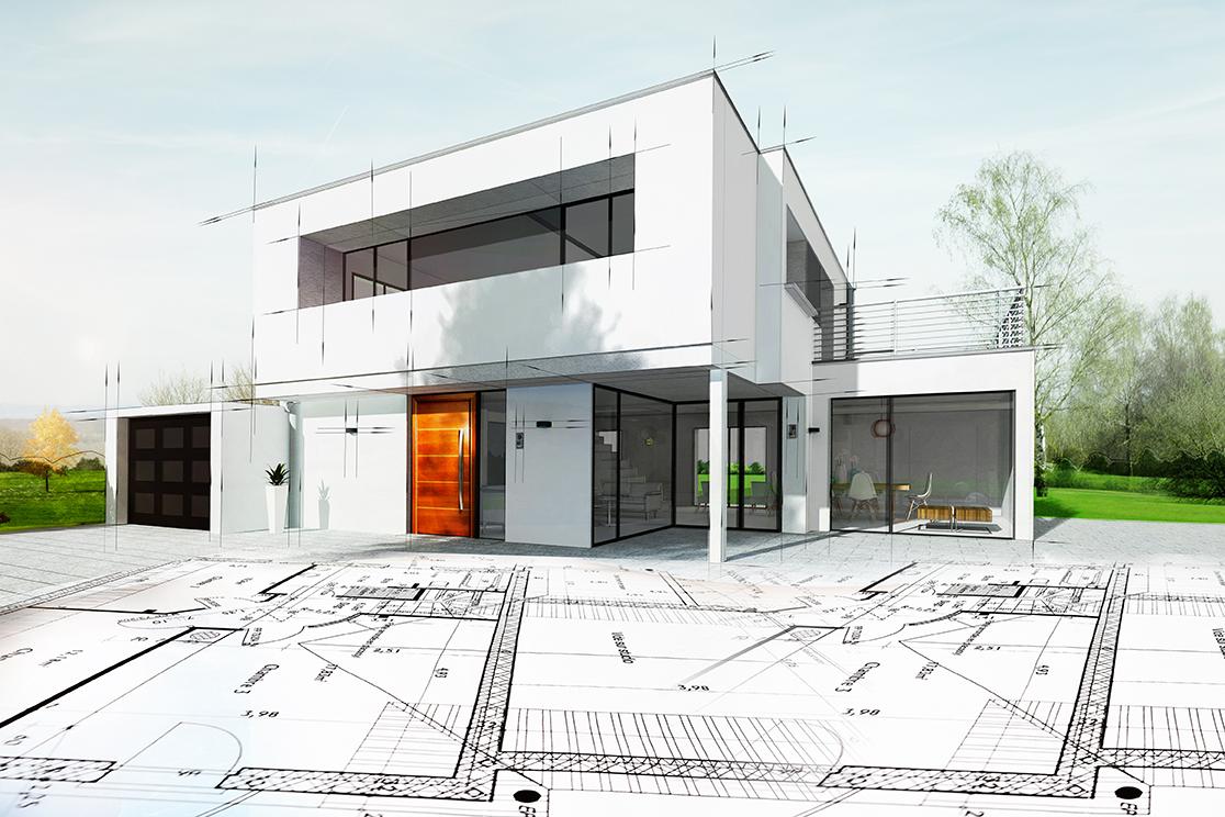 Detailverliebte Planung beim Hausbau